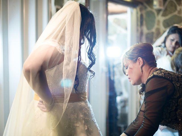 El matrimonio de Oscar y Liza en El Rosal, Cundinamarca 18