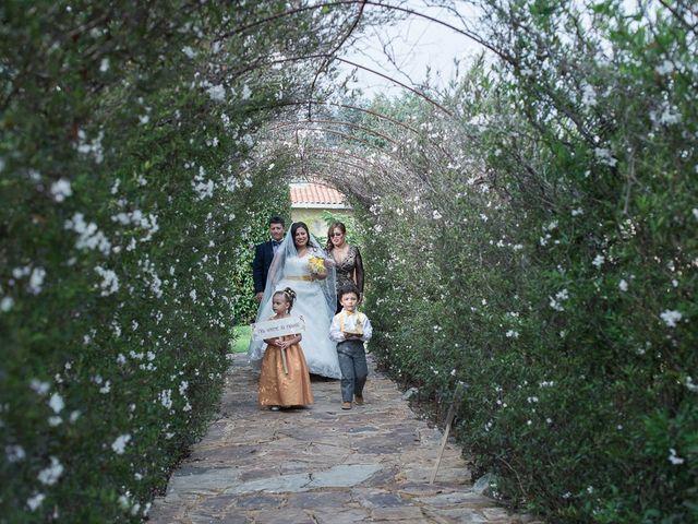 El matrimonio de Oscar y Liza en El Rosal, Cundinamarca 31