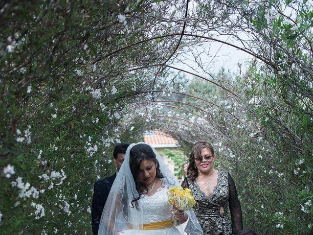 El matrimonio de Oscar y Liza en El Rosal, Cundinamarca 32
