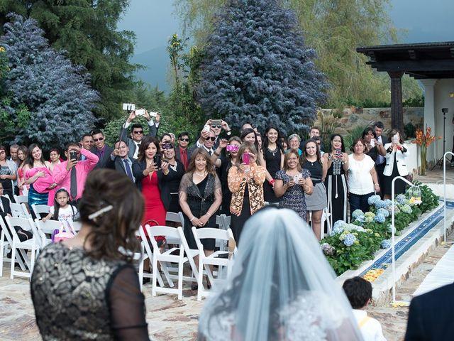 El matrimonio de Oscar y Liza en El Rosal, Cundinamarca 33
