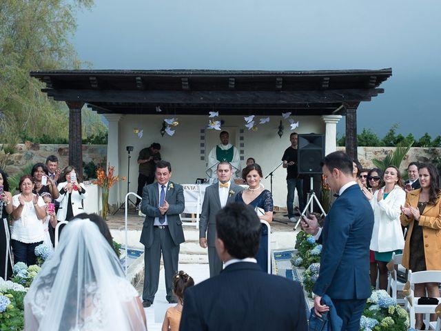 El matrimonio de Oscar y Liza en El Rosal, Cundinamarca 34