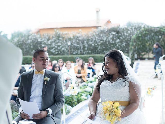 El matrimonio de Oscar y Liza en El Rosal, Cundinamarca 36
