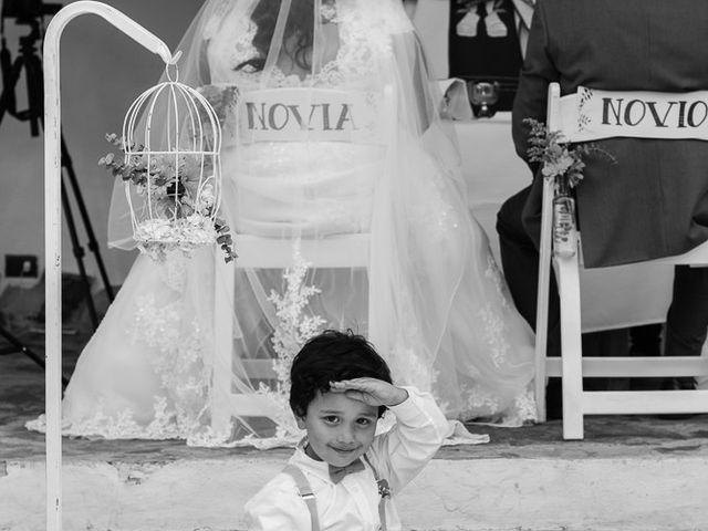 El matrimonio de Oscar y Liza en El Rosal, Cundinamarca 37