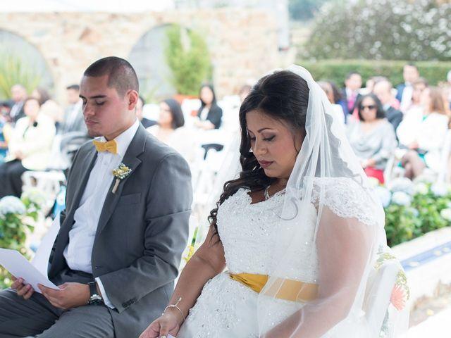 El matrimonio de Oscar y Liza en El Rosal, Cundinamarca 38