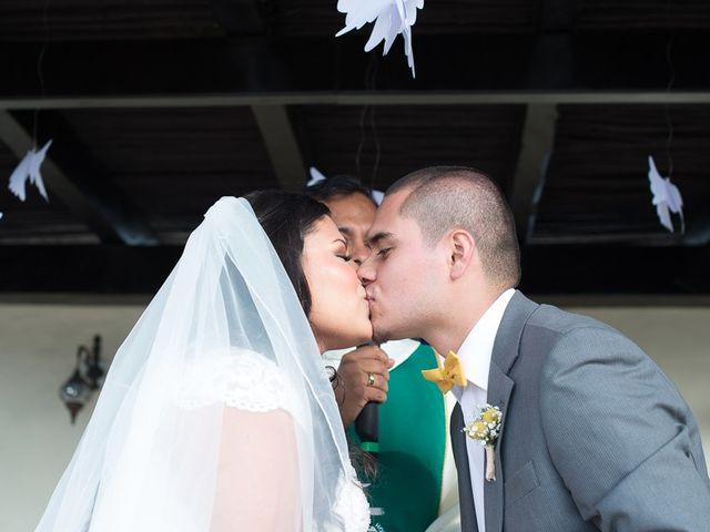 El matrimonio de Oscar y Liza en El Rosal, Cundinamarca 42