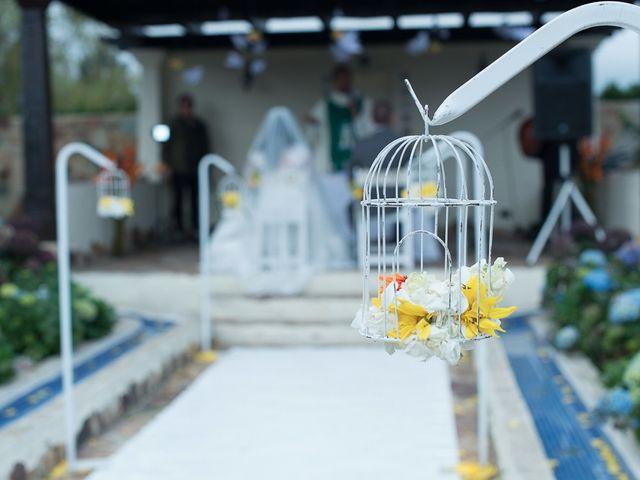 El matrimonio de Oscar y Liza en El Rosal, Cundinamarca 44