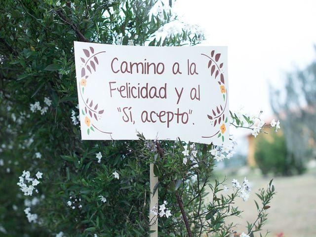 El matrimonio de Oscar y Liza en El Rosal, Cundinamarca 45
