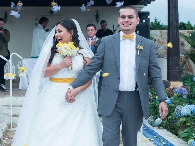 El matrimonio de Oscar y Liza en El Rosal, Cundinamarca 48