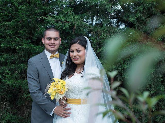El matrimonio de Oscar y Liza en El Rosal, Cundinamarca 50