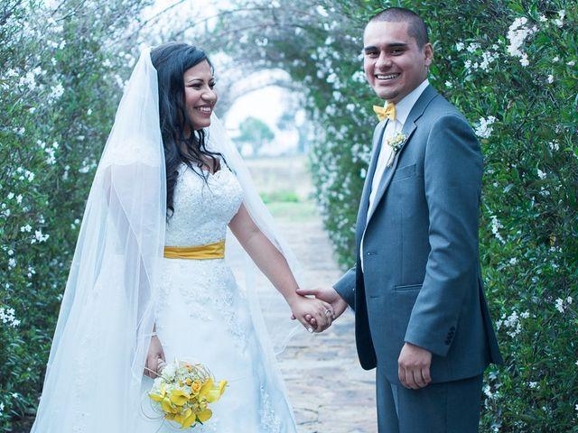El matrimonio de Oscar y Liza en El Rosal, Cundinamarca 1