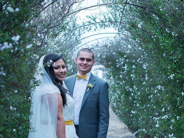 El matrimonio de Oscar y Liza en El Rosal, Cundinamarca 57