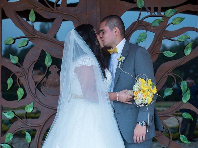 El matrimonio de Oscar y Liza en El Rosal, Cundinamarca 58