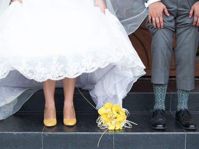 El matrimonio de Oscar y Liza en El Rosal, Cundinamarca 59