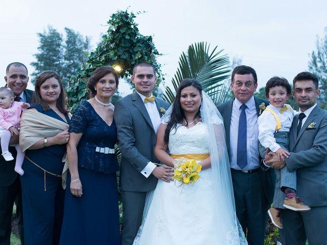 El matrimonio de Oscar y Liza en El Rosal, Cundinamarca 60