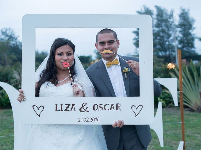 El matrimonio de Oscar y Liza en El Rosal, Cundinamarca 61