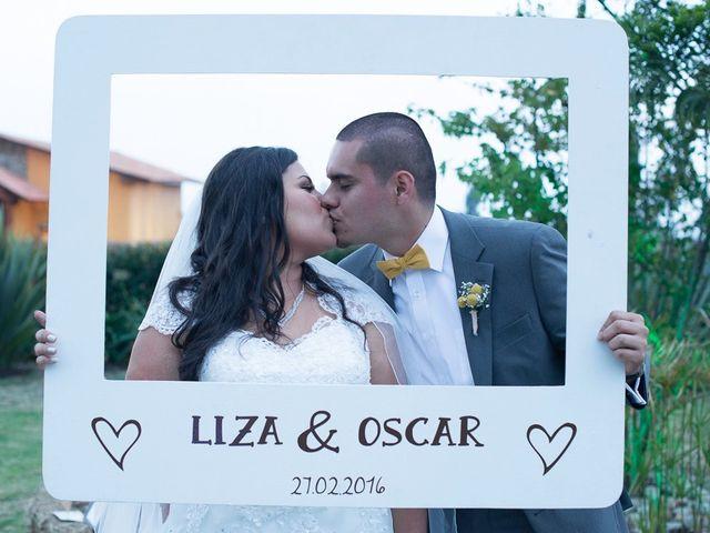 El matrimonio de Oscar y Liza en El Rosal, Cundinamarca 62