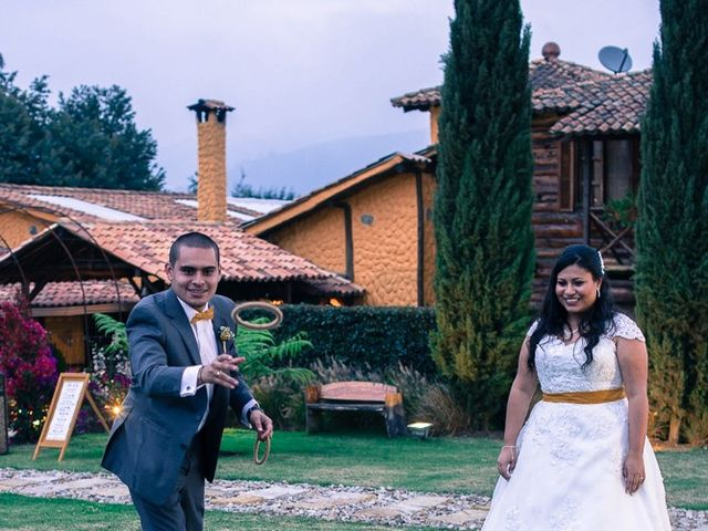 El matrimonio de Oscar y Liza en El Rosal, Cundinamarca 63