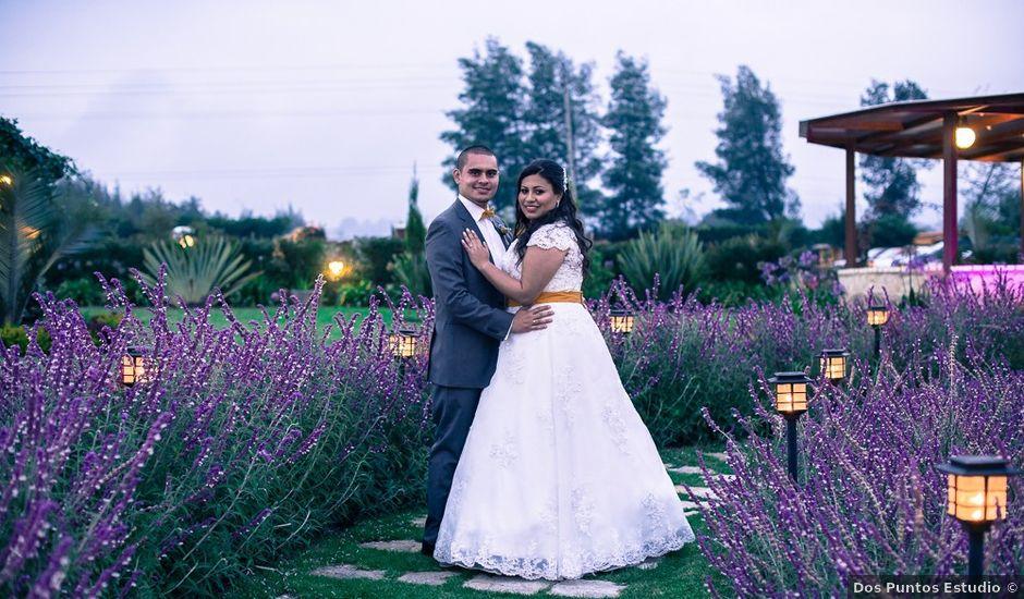El matrimonio de Oscar y Liza en El Rosal, Cundinamarca