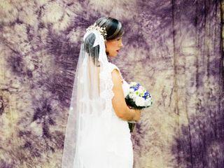 El matrimonio de Andrea y Diego 2
