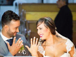 El matrimonio de Andrea y Diego