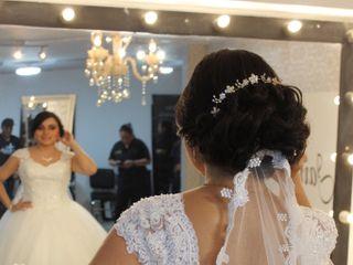 El matrimonio de Cristina  y Sergio  2