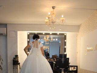 El matrimonio de Cristina  y Sergio  3