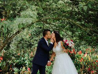 El matrimonio de Karen  y Jorge 1