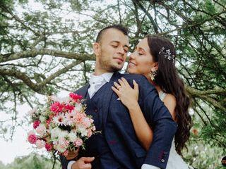 El matrimonio de Karen  y Jorge 2