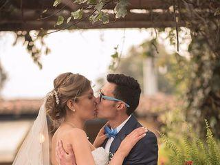 El matrimonio de Tatiana y Luis 1