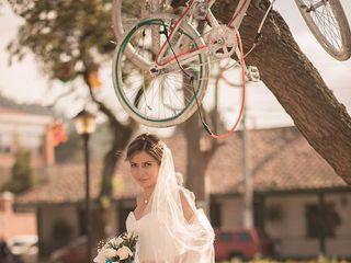 El matrimonio de Tatiana y Luis 2