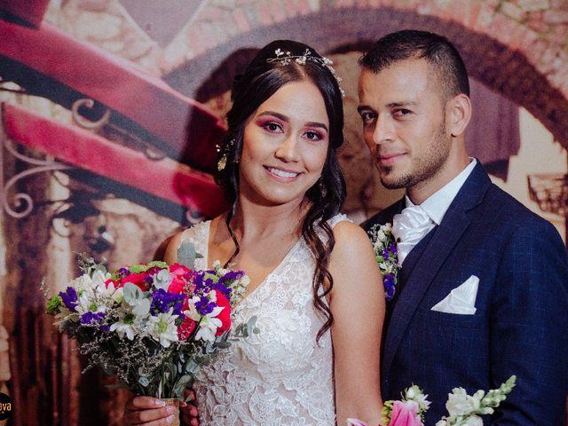 El matrimonio de Karen  y Jorge