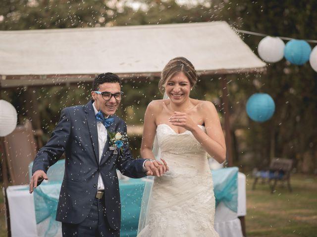 El matrimonio de Tatiana y Luis