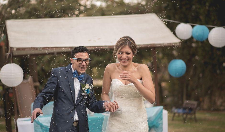 El matrimonio de luis y tatiana en madrid cundinamarca for Casarse en madrid