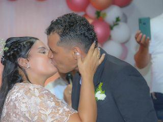 El matrimonio de Mayerly y Wilfredo