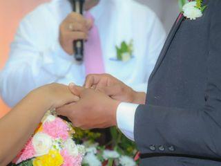 El matrimonio de Mayerly y Wilfredo  2