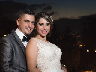 El matrimonio de Andrea y Edd 2