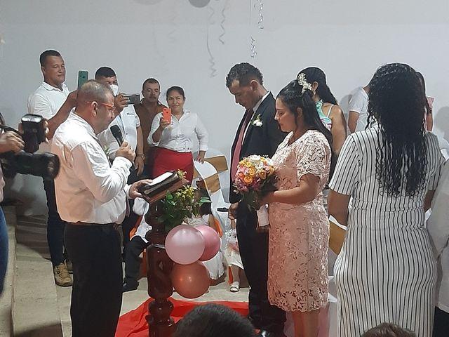 El matrimonio de Wilfredo  y Mayerly en Pelaya, Cesar 5