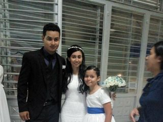 El matrimonio de Yudy  y Jairo  1