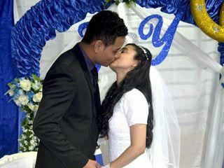 El matrimonio de Yudy  y Jairo  2