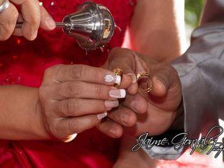 El matrimonio de Sandra Milena y Nelson 1