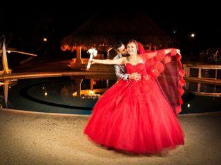 El matrimonio de Sandra Milena y Nelson