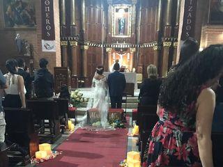 El matrimonio de Cristhian  y Yesenia 2