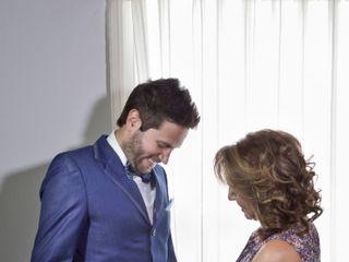 El matrimonio de Andrea y Juan Esteban 1
