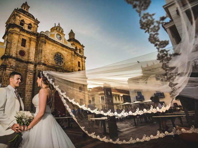 El matrimonio de Vane y Juan