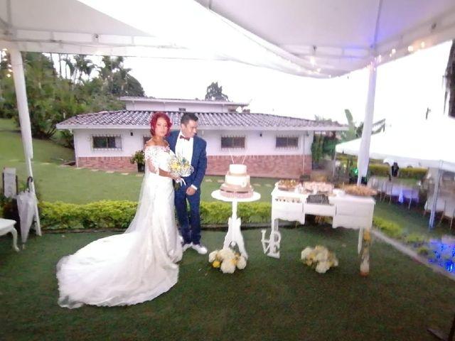El matrimonio de Cristhian  y Yesenia