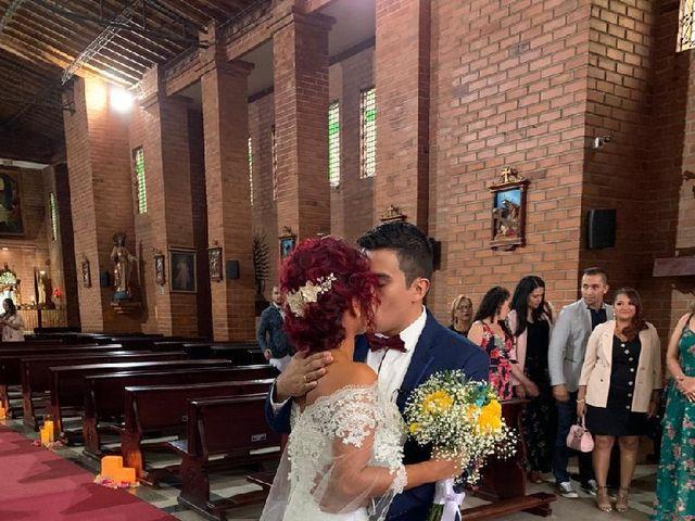 El matrimonio de Yesenia y Cristhian  en La Estrella, Antioquia 3