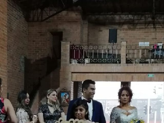 El matrimonio de Yesenia y Cristhian  en La Estrella, Antioquia 4
