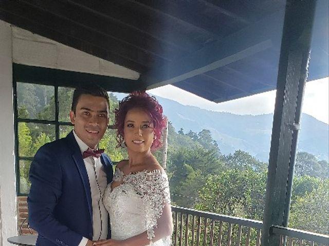 El matrimonio de Yesenia y Cristhian  en La Estrella, Antioquia 5