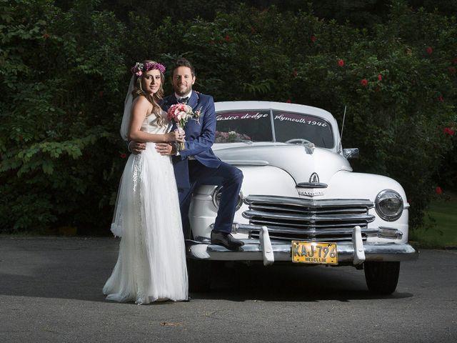 El matrimonio de Andrea y Juan Esteban