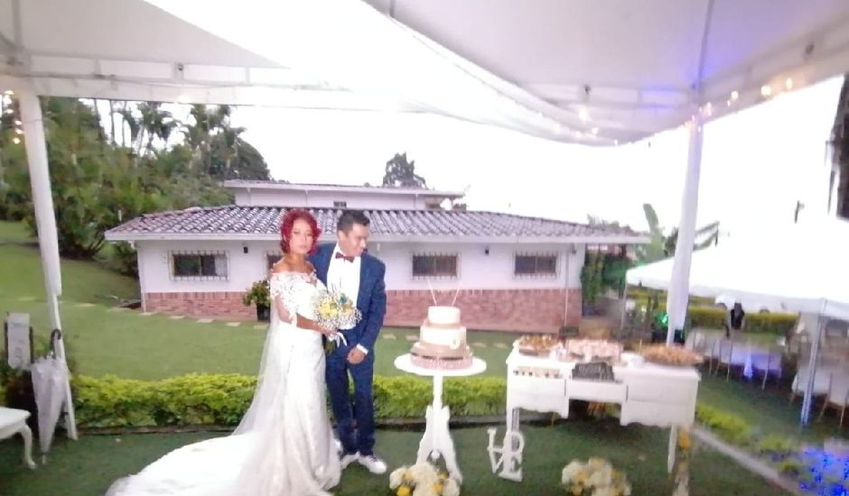 El matrimonio de Yesenia y Cristhian  en La Estrella, Antioquia